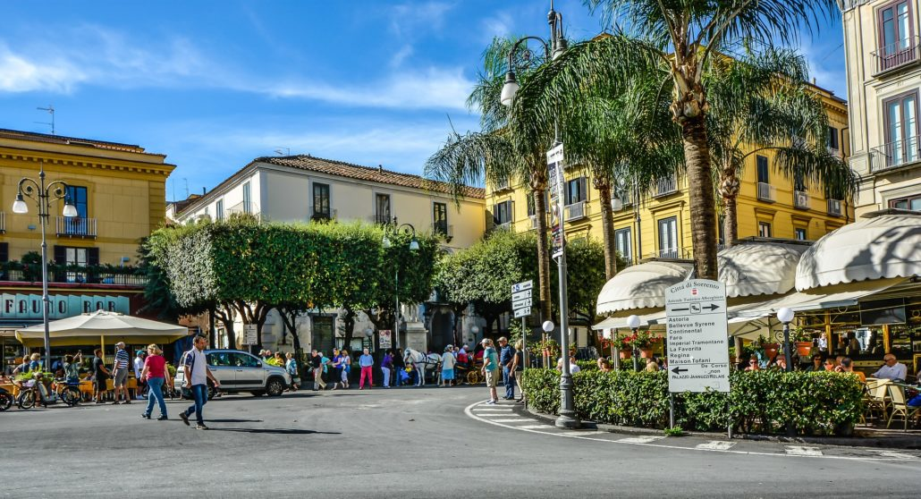 Best Places in Sorrento Italy