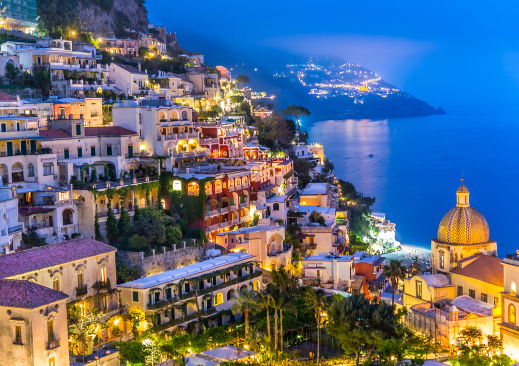 The best places to visit in summer in italy