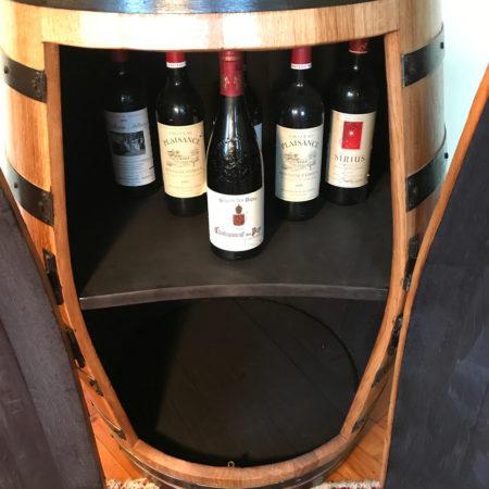 Sémillon Barrel Cabinet